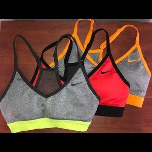 Women's Nike Sports Bra Bundle